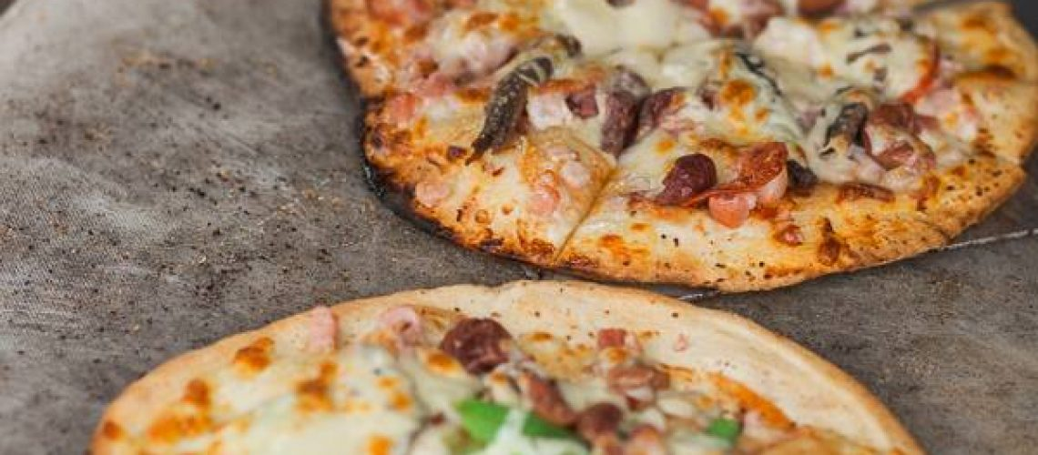 A Little Bit of Italy, Hunter Valley, Wood fired pizza